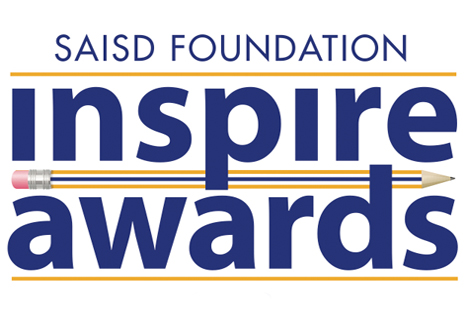SAISD Foundation Inspire Awards logo