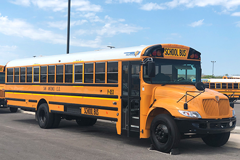 New safety buses