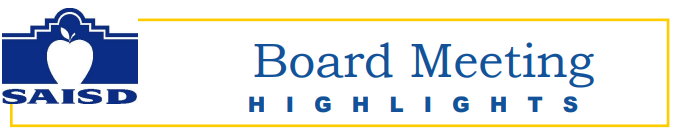 board highlights masthead