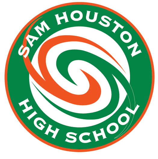 Sam Houston HS Logo