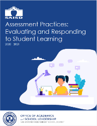 Assessment Practices: Evaluating and Responding to Student Learning