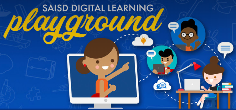 digital learning playground