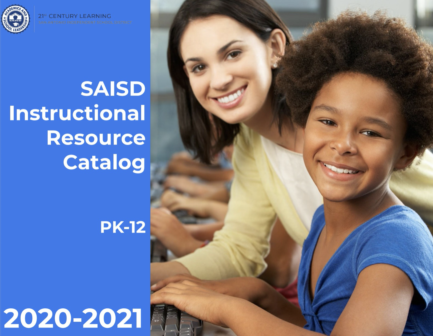 SAISD Instructional Resource Catalog
