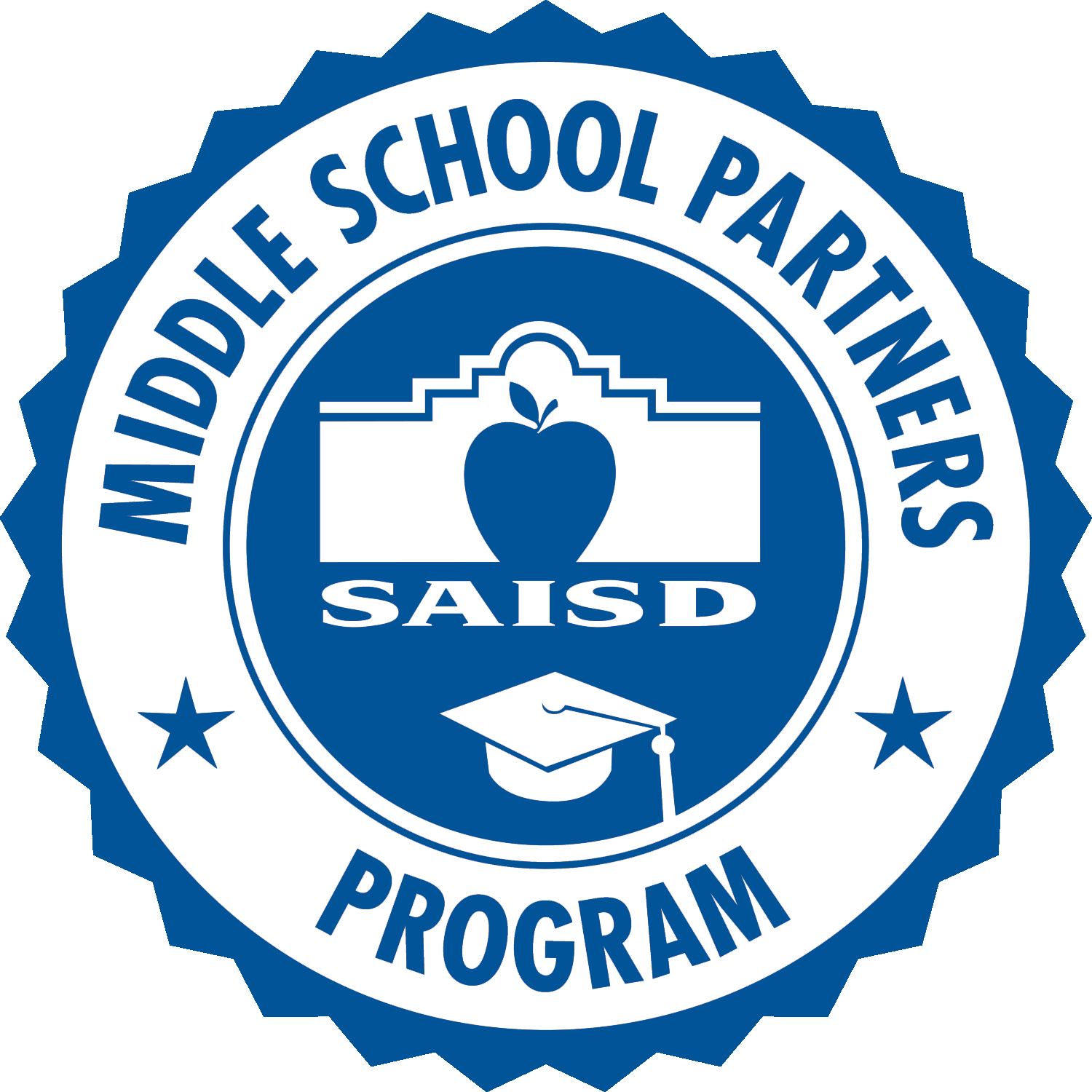 Middle School Partners Program Seal