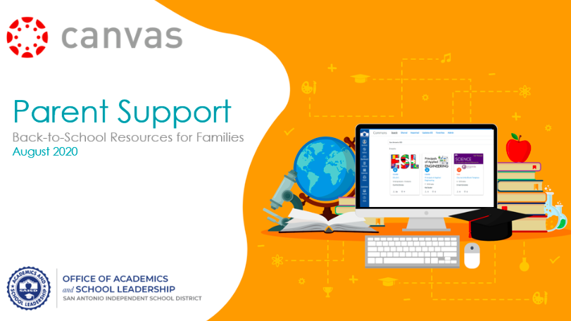 Canvas Support