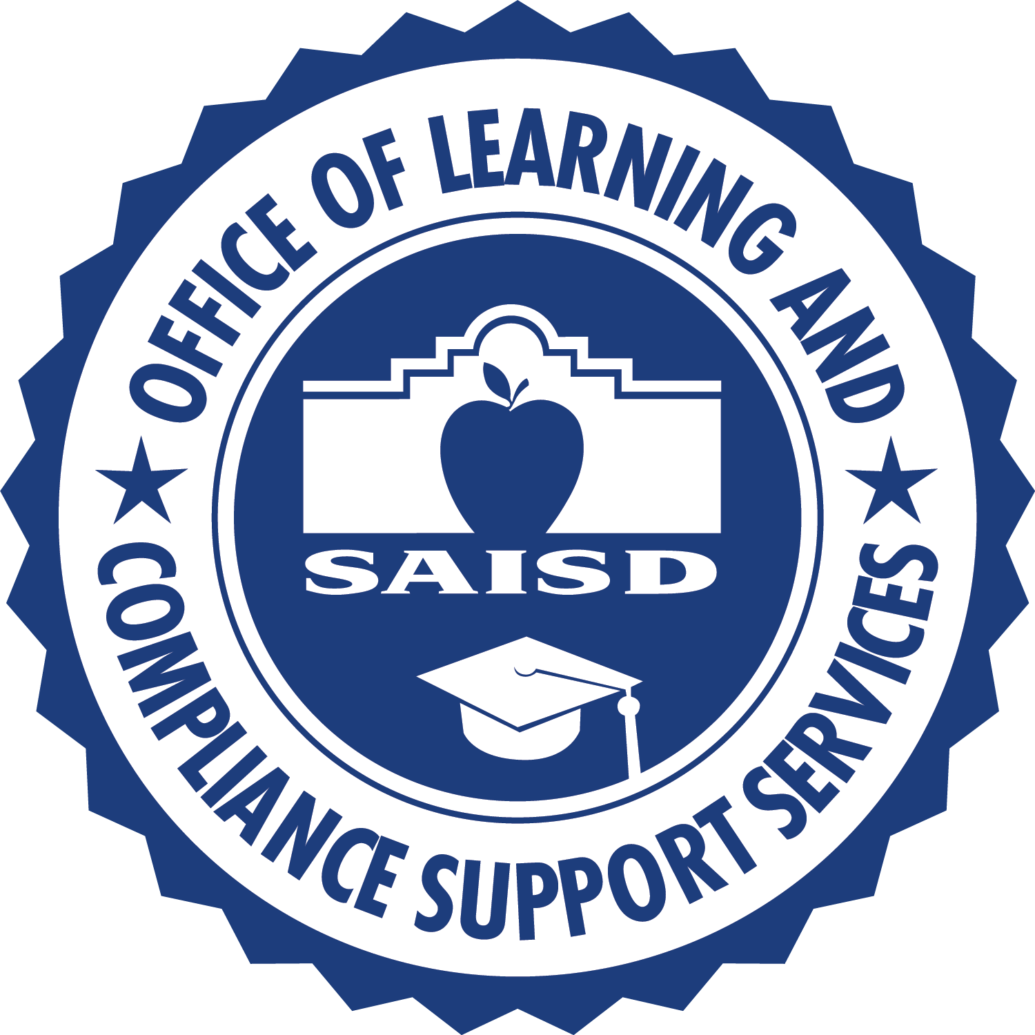 Office of Learning and Compliance Support Services logo